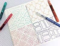 Dylusions - Dyalog - Stencils - Doodle it Too